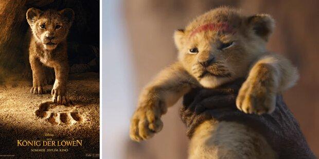 'König der Löwen': Neuer Trailer ist da!