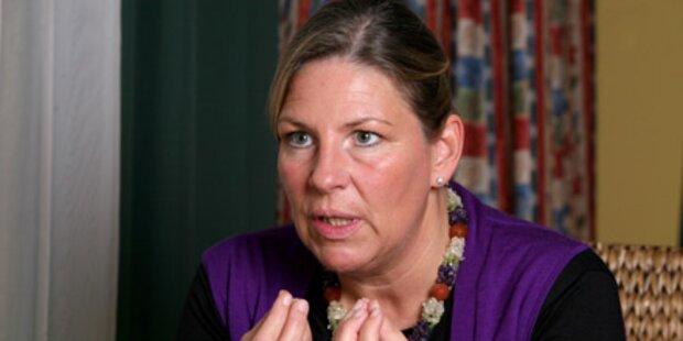 Ex-Ministerin will BP stoppen
