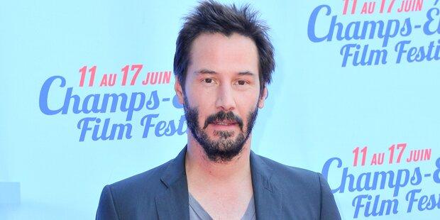 Keanu Reeves macht keine Stunts