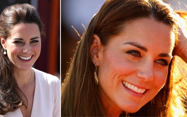 Herzogin Kate ist unsere Haar-Queen