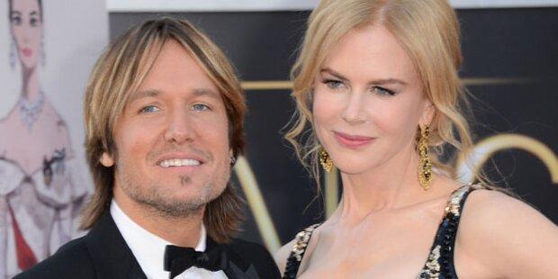 Kidman: Ehemann Keith eigentlich schwul?