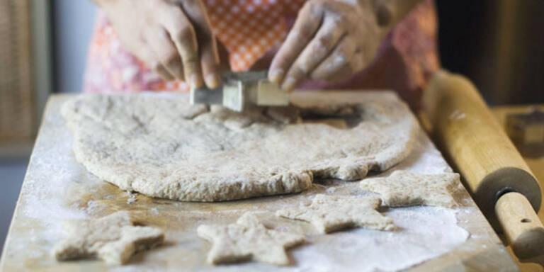 Kalorien sparen beim Kekse backen und naschen