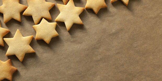 Leckere Last Minute Kekse