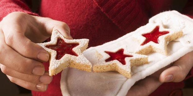 Weihnachtskekse im Kalorien-Check
