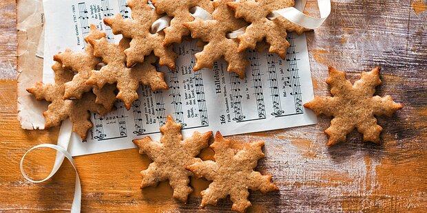 Die besten Kekse aus Omas Weihnachtsbäckerei