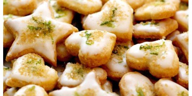 Weihnachtskekse Rezepte Mit Bild österreich.Weihnachtskekse So Viele Kalorien Stecken In Keksen