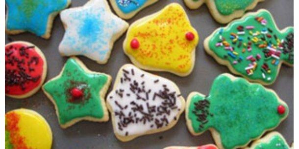 So viele Kalorien stecken in Weihnachtskeksen