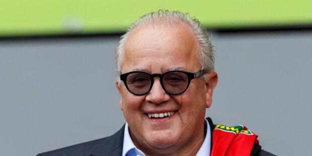 Freiburg-Chef wird neuer DFB-Präsident