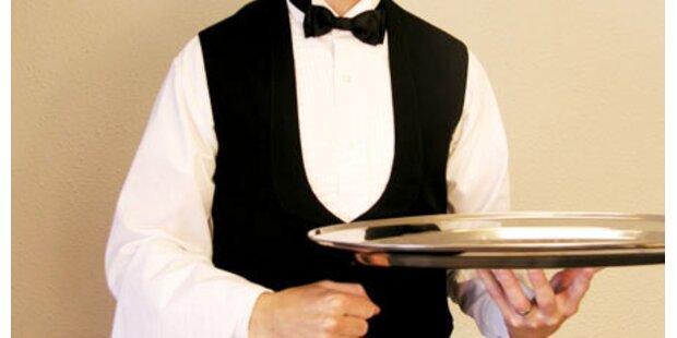 Wirte suchen den freundlichsten Kellner