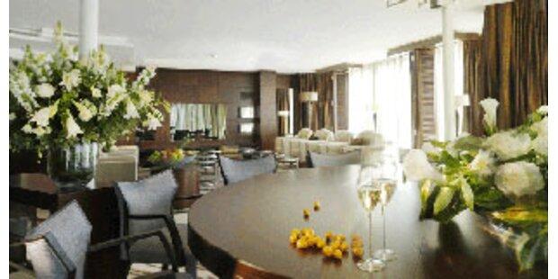 Das ist Europas größte Hotelsuite