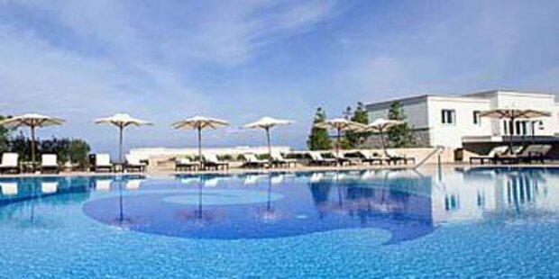 5-Sterne-Luxus in Istrien genießen