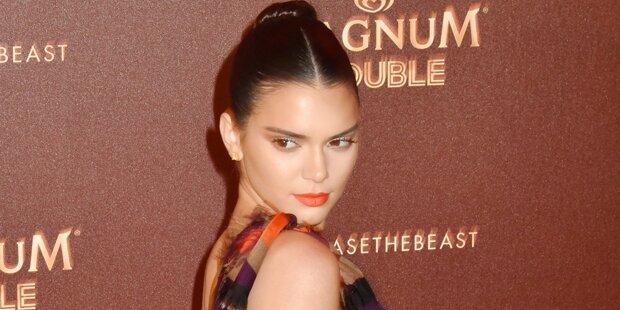 ÖSTERREICH traf Kendall in Cannes