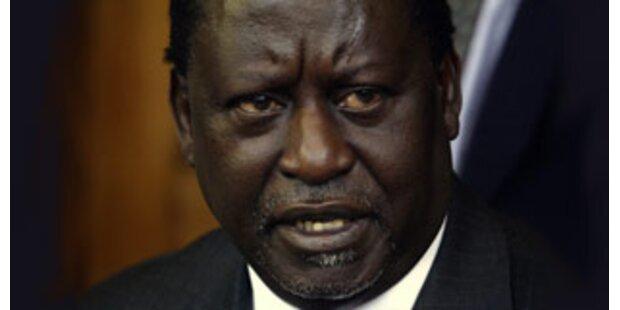 Präsident Kibaki bekräftigt Dialogbereitschaft
