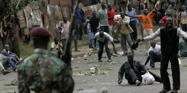Zwei Tote bei Protesten in Kenia
