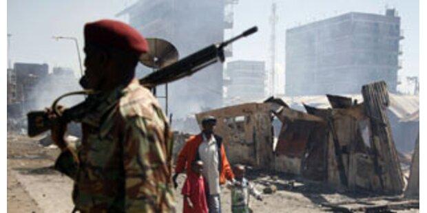 Touristen landen in Kenia mitten im Chaos