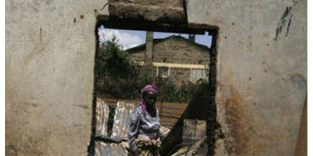 Mindestens neun Tote bei neuer Gewalt in Kenia
