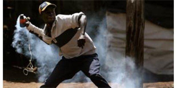 Mindestens zwölf Tote bei Protesten in Kenia