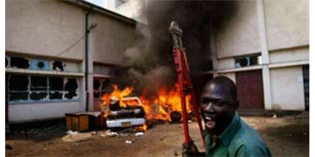Acht Menschen in Kenia zu Tode gehackt
