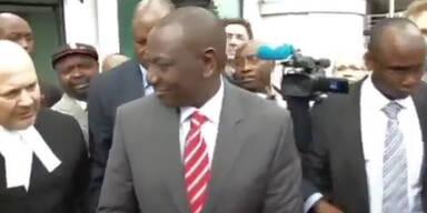Kenia: Vizepräsident plädiert auf unschuldig