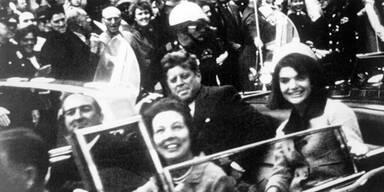 JFK: Mysteriöser Anruf Minuten vor dem Attentat
