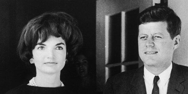 Kennedy betrog Frau mit ihrer Schwester