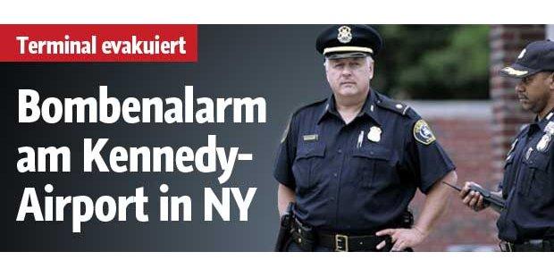 Bomben-Drohung in NY - Alarm aufgehoben