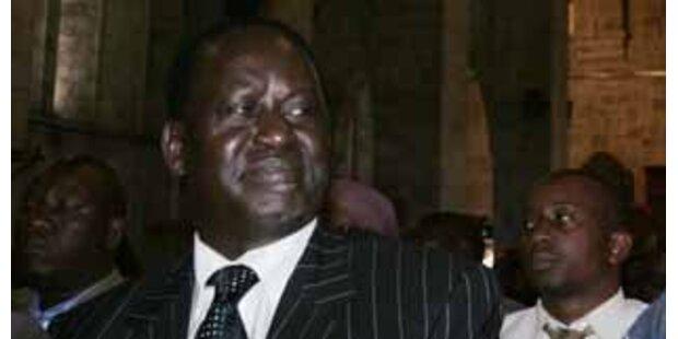 Kenias Opposition lehnt Regierungsbeteiligung ab