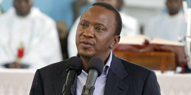 Kenia: Uhuru Kenyatta neuer Präsident