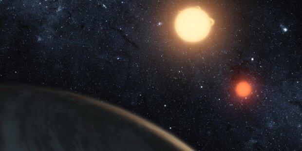 Star Wars-Planet mit 2 Sonnen entdeckt