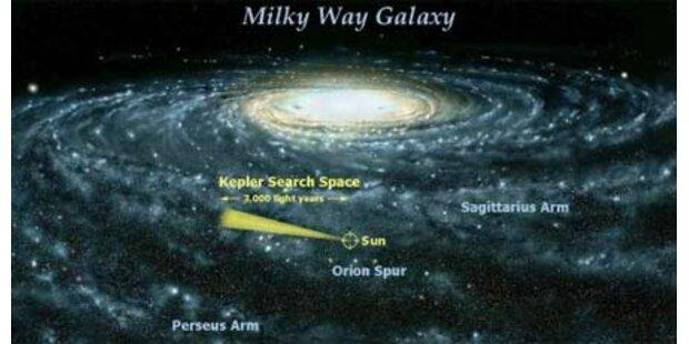 NASA enthüllt rätselhaften Himmelskörper