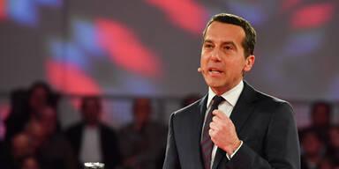 SPÖ gewinnt nach Kern-Rede
