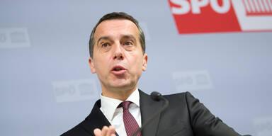 Nach Strache-Rede: Kern schießt zurück