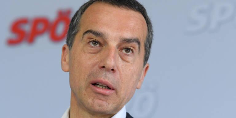 Streit in SPÖ: Jetzt spricht Kern