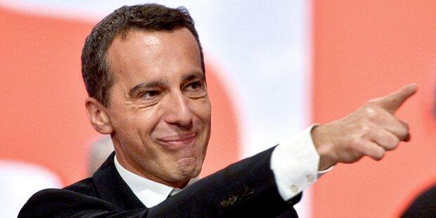 Nach Kern-Rede: ÖVP sauer