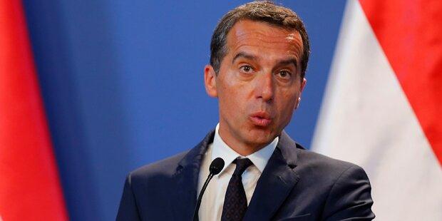 ÖVP will jetzt Kern-SPÖ in Neuwahl treiben