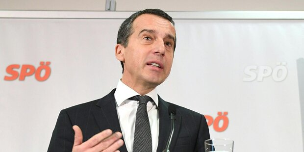 Sogar SPÖ-Chef Kern geht auf Schiri los