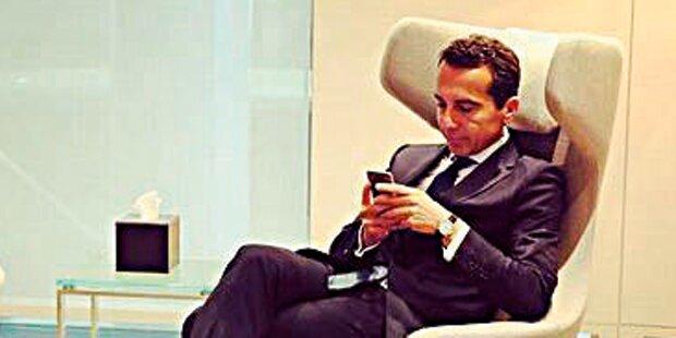 Kern twittert und erobert die Social Media