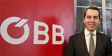 ÖBB-Chef Christian Kern