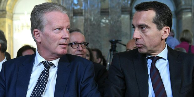 Umfrage: ÖVP fällt unter 20 Prozent