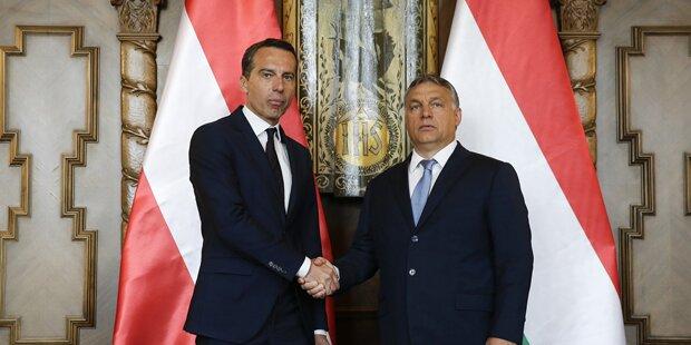 Ungarn bremst Notverordnung