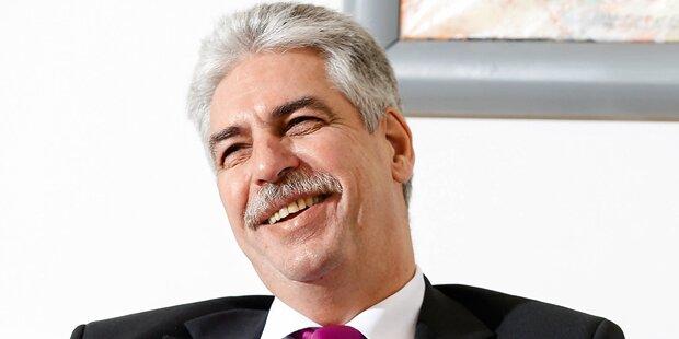 SPÖ jubelt: Kosten für Pensionen unter Plan