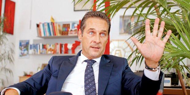 Strache: Austro-Islamisten gleich weg