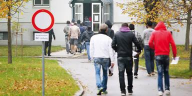 Asyl-Drama eskaliert