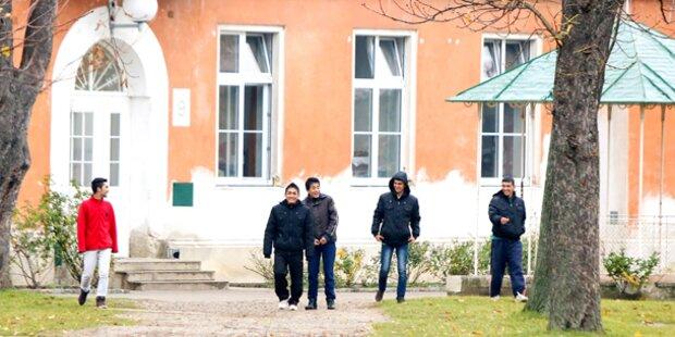 Mörder wollte bei uns Asyl