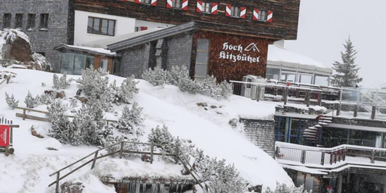 Endlich Winter in ganz Österreich
