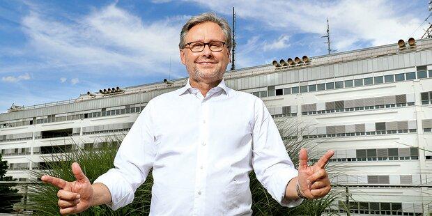 Wrabetz' neues ORF-Team steht
