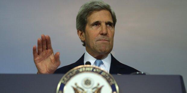 USA: Letzte Galgenfrist für Syrien