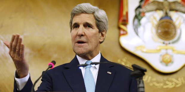 Atomgespräche: Treffen Kerry-Zarif
