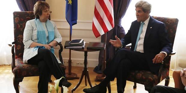 John Kerry in Wien