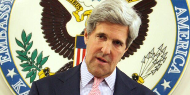 Kerry verteidigt Geronimo-Geheimhaltung